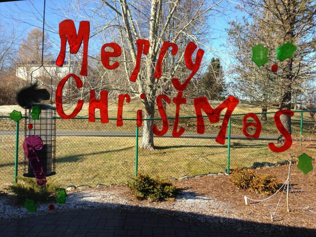 Merry Christmas Season's Greetings VA3XPR repeater amateur radio ham Toronto