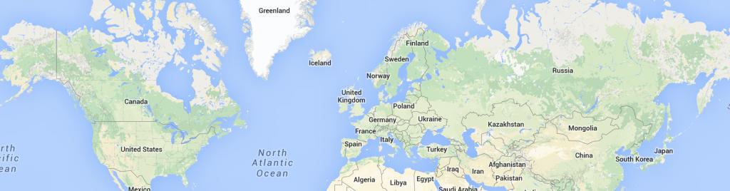 World Map v2