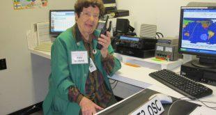 Jean VE3WAD Ontario Science Centre DMR digital mobile radio repeater Toronto ham amateur VA3XPR