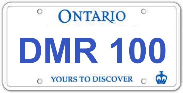 Digital Mobile Radio, DMR, User ID, Ontario, ham radio, amateur radio, VA3XPR