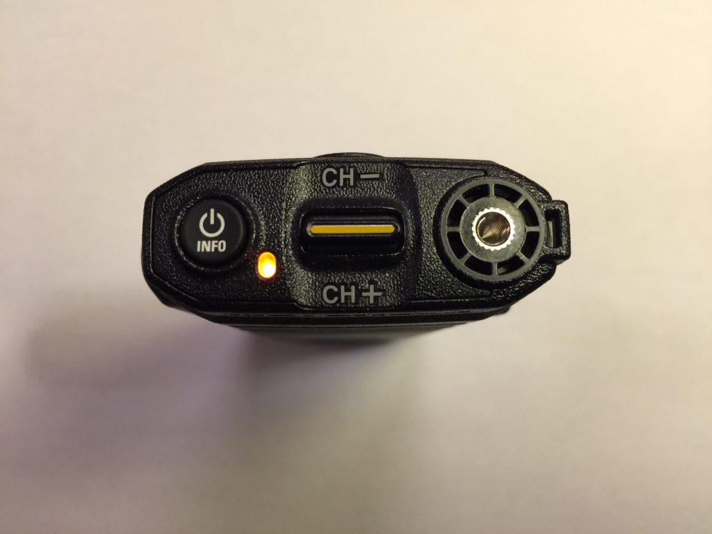 Motorola MOTOTRBO SL300 SL1600 portable radio DMR