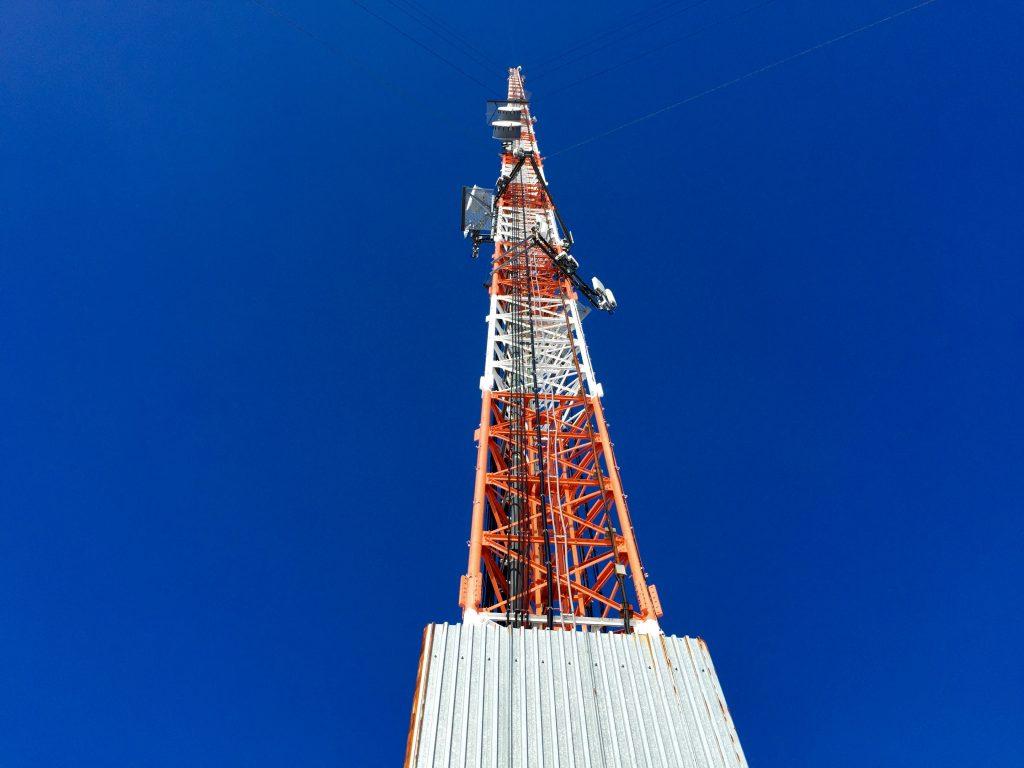 VE3UHM Hamilton Ontario tower