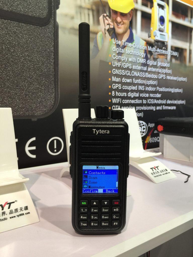 tytera md-380 dmr radio digital mobile radio