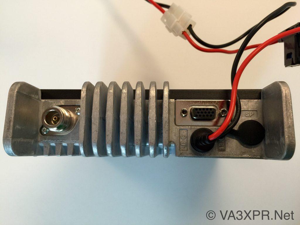 Conner Systems CS800 DMR mobile radio VA3XPR ham