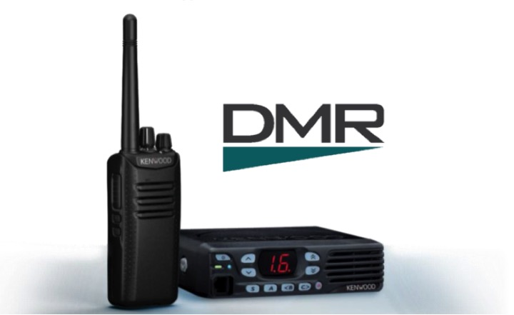 Kenwood USA DMR Radios